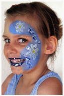 Kinderschminken Firmenfeier